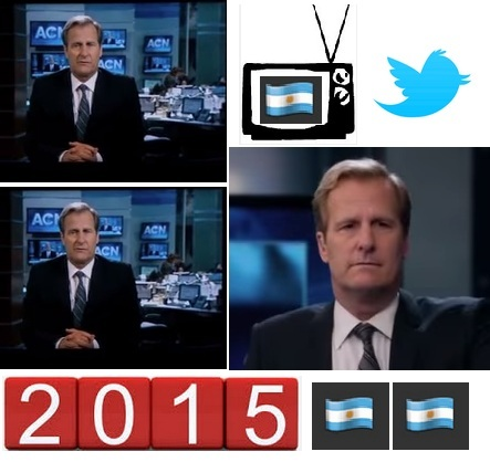THE NEWSROOM LEJOS DE LA REALIDAD